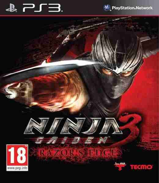 Descargar Ninja Gaiden 3 Razors Edge [MULTI][Region Free][FW 4.3x][DUPLEX] por Torrent